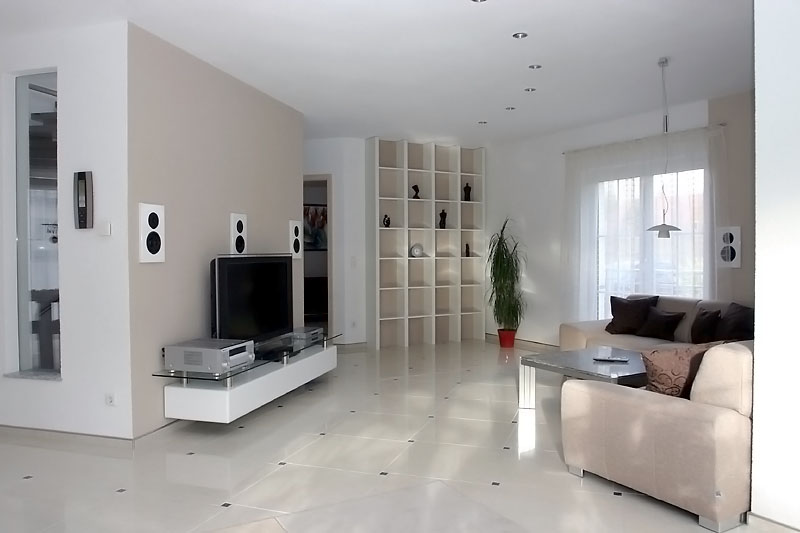 surround im wohnzimmer. Black Bedroom Furniture Sets. Home Design Ideas